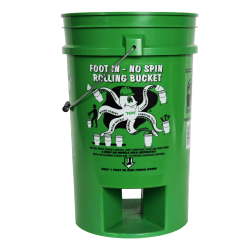 Green Foot In-No Spin 5 Gallon Bucket