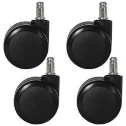 Standard Caster Wheels for Foot In-No Spin Buckets