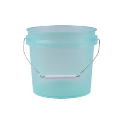 Translucent Green 1 Gallon Pail