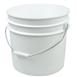 3.5 Gallon Buckets & Lids