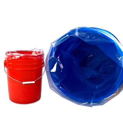 LDPE and PP Drum and Pail Liners
