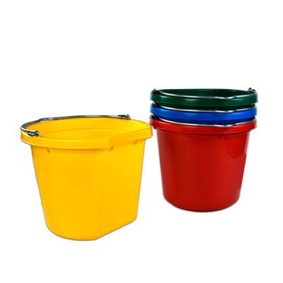 Flat Back Buckets