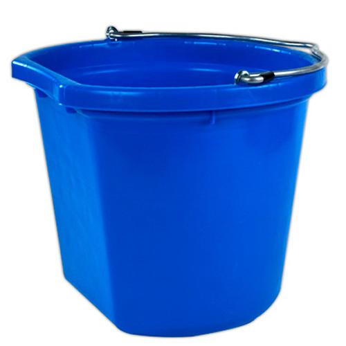 14 Quart Blue Bucket