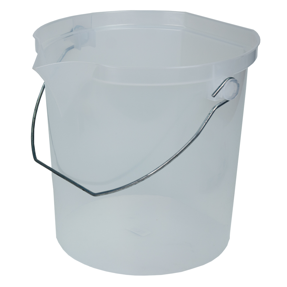 Accu Pour 3 Gallon Measuring Bucket U S Plastic Corp