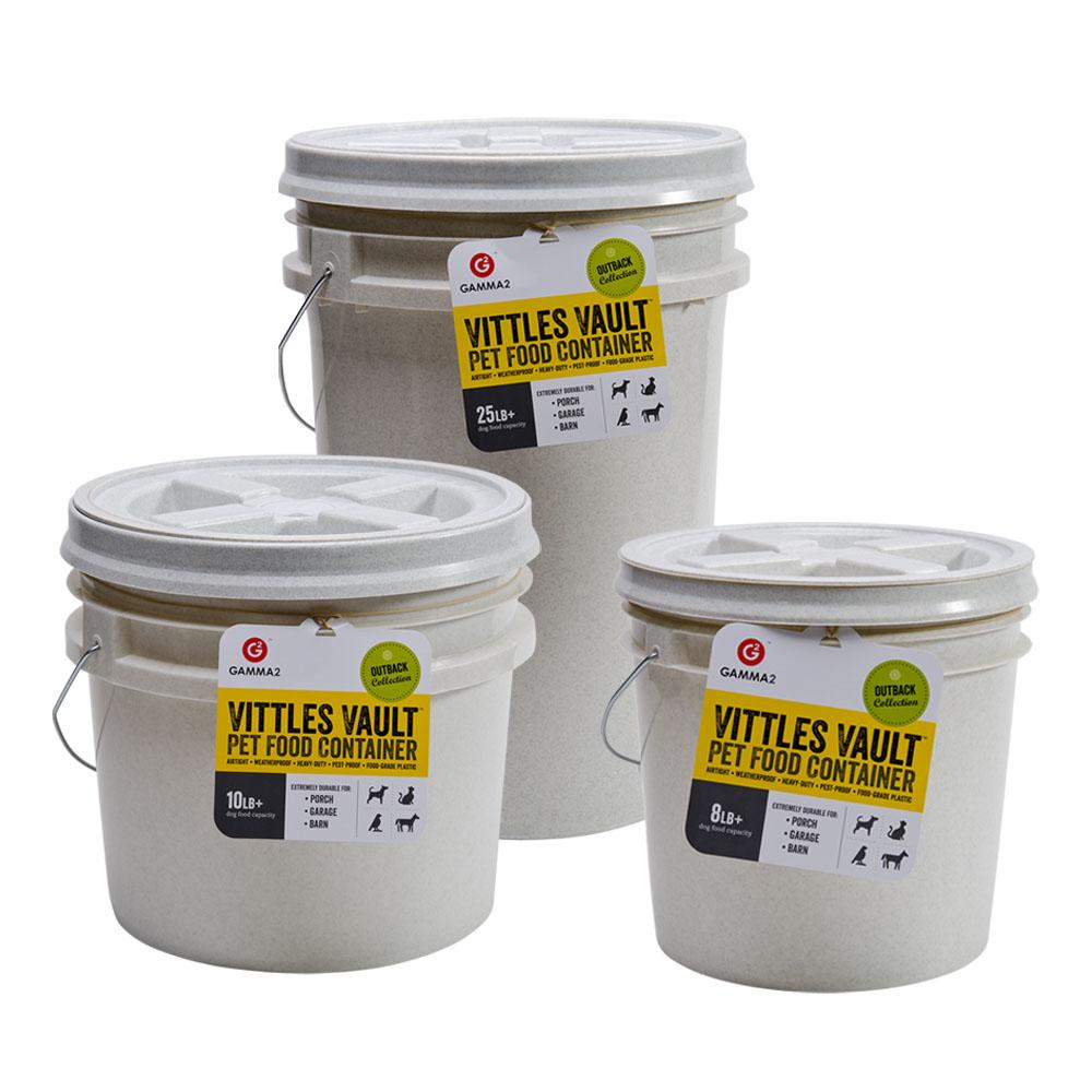 Vittles Vault Outback Buckets