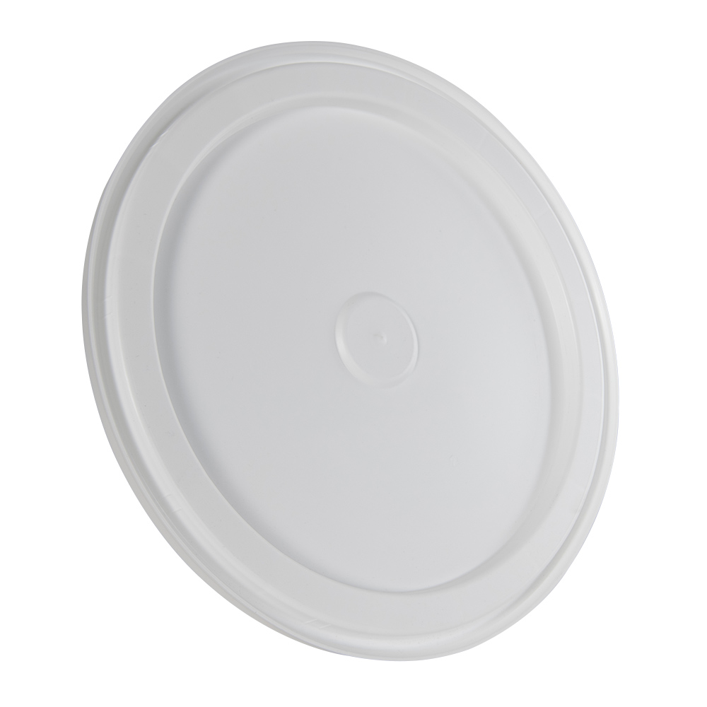 White Easy Off Lid for 3.5 Gallon Pail