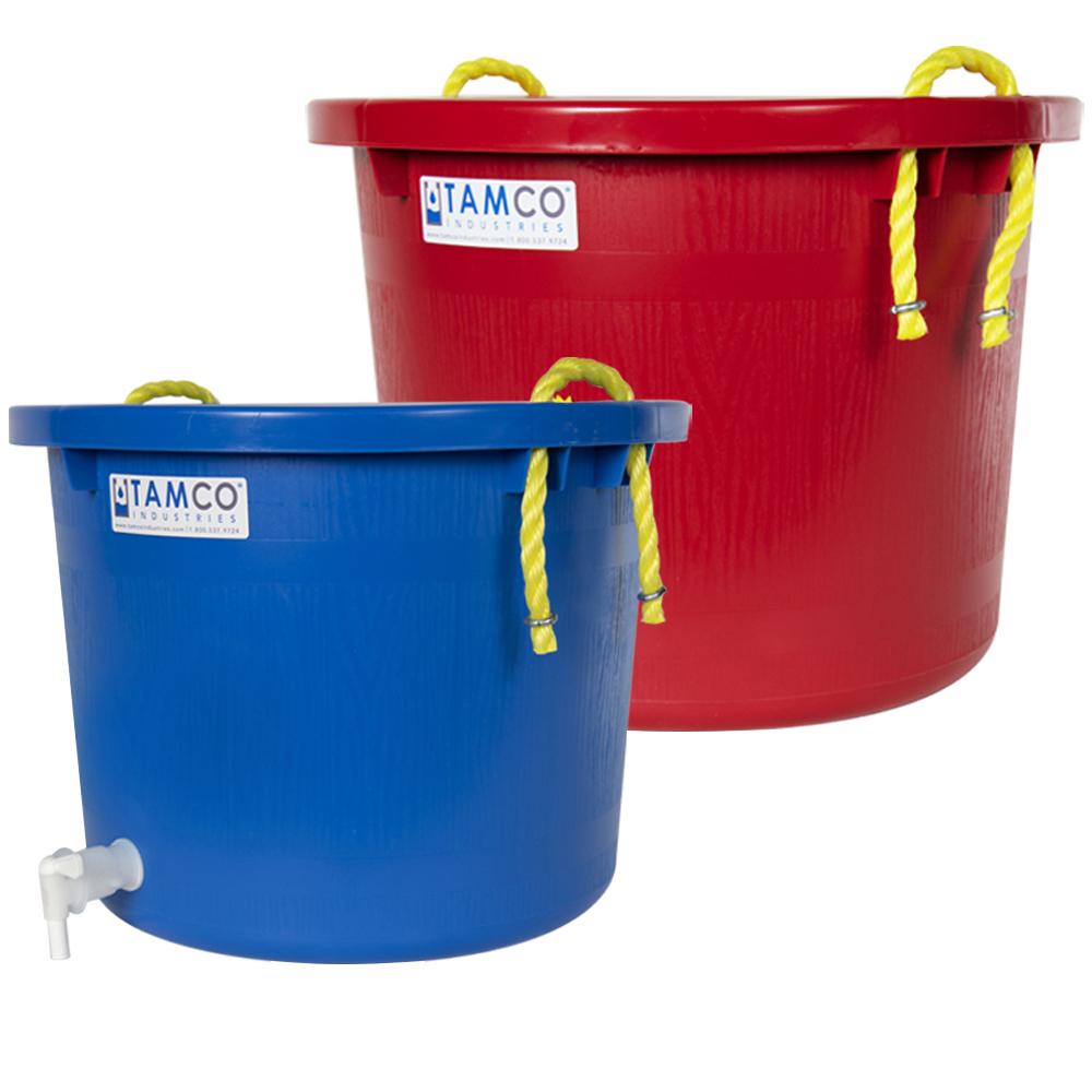 Tamco® Modified Multi-Purpose Buckets with Spigots