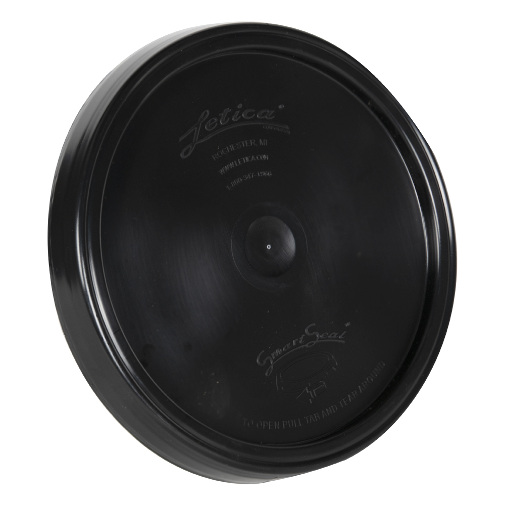 Black Cover for Smart Seal™ 4 Gallon Bucket