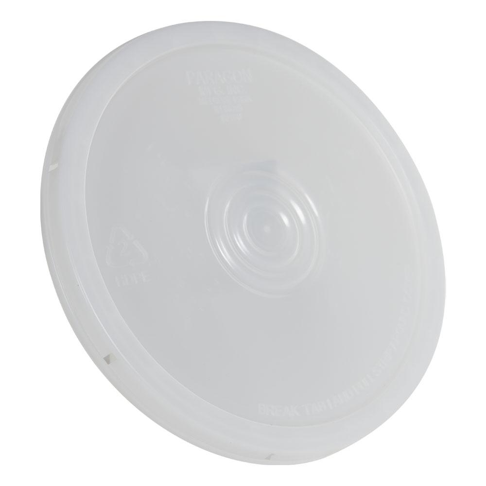 Natural Tear Tab Bucket Lid
