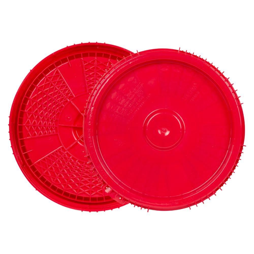 7.7 & 10.7 Gallon Lite Latch® Red Cover