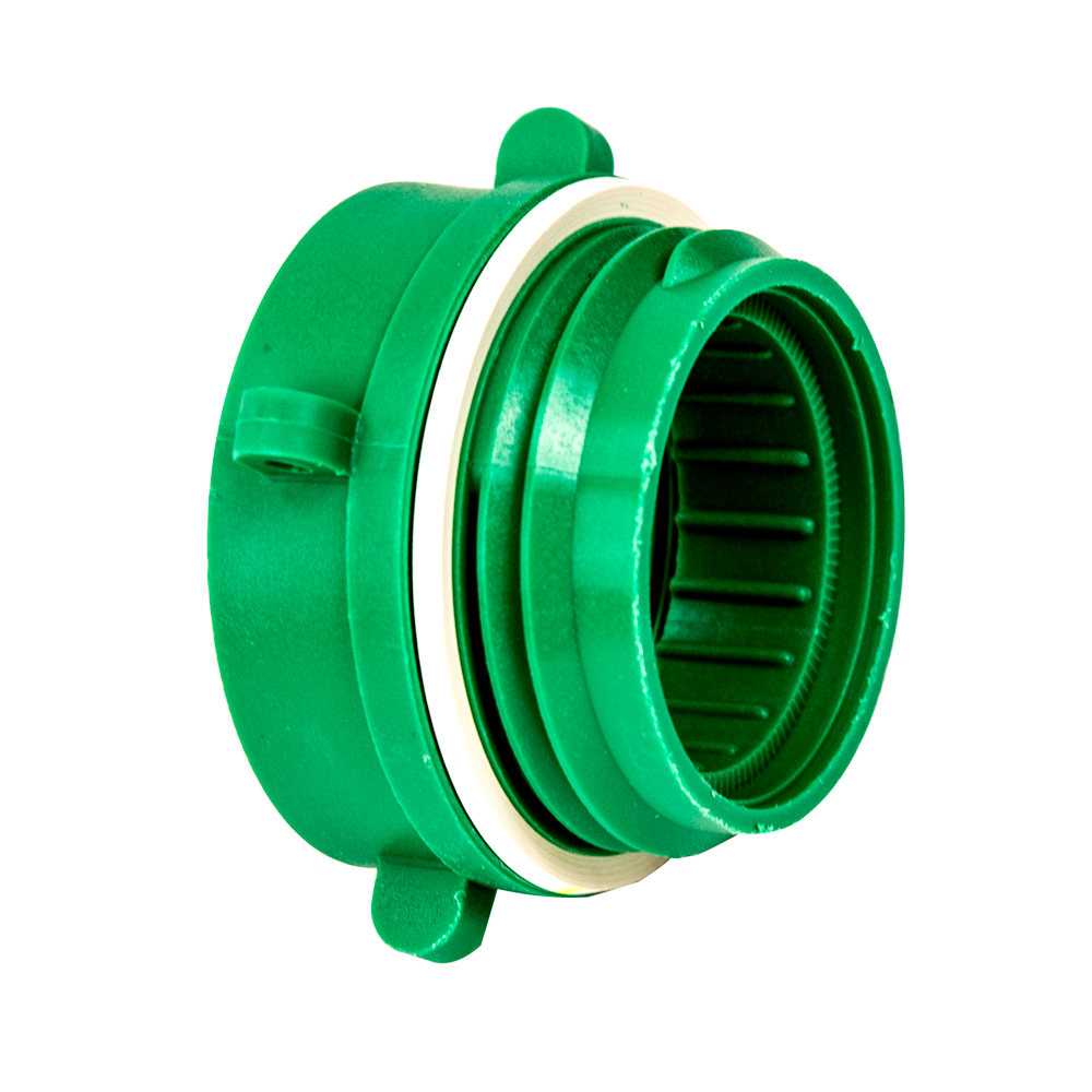 Quot buttress npt drum adaptor with mm opening u s