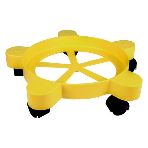 Yellow Pail Dolly