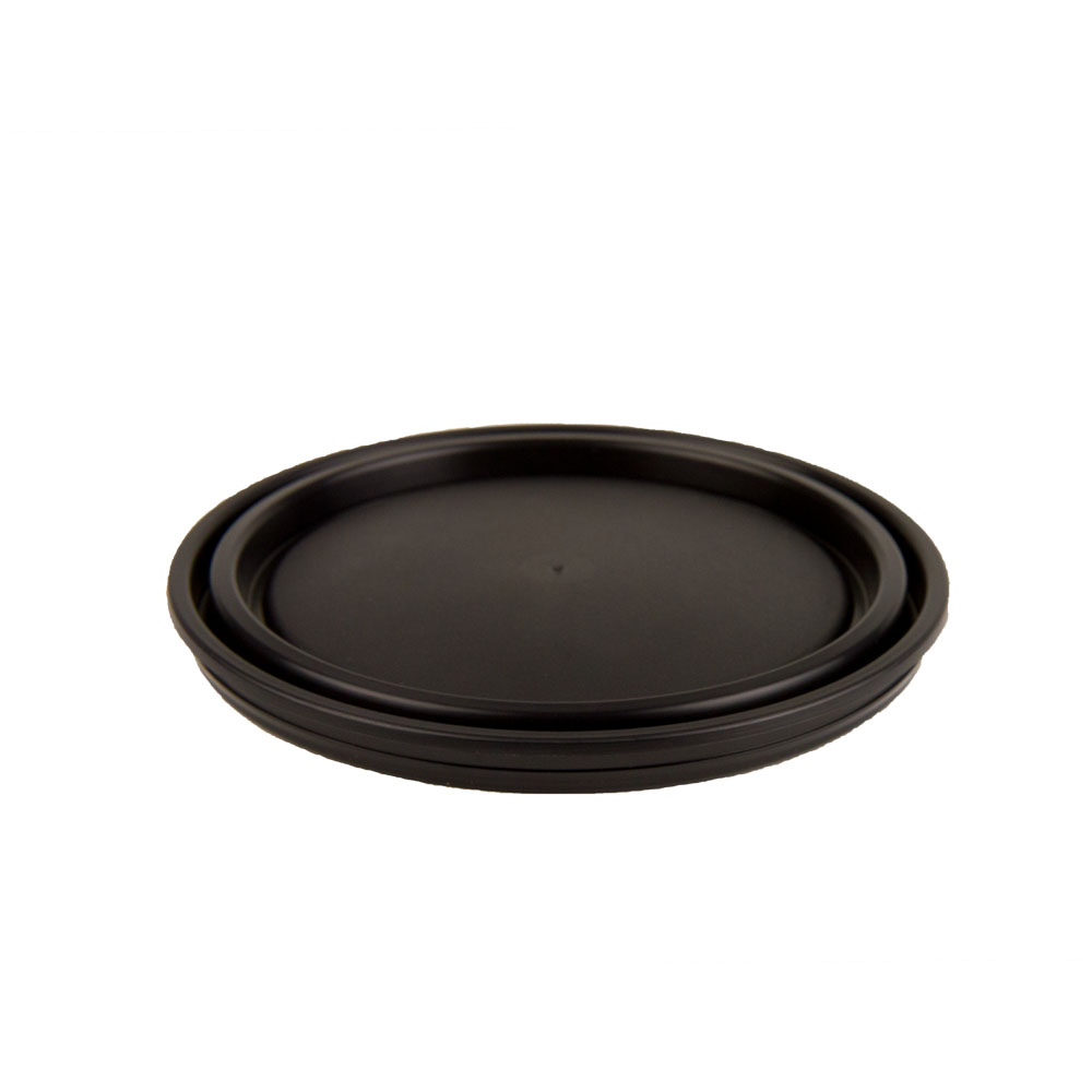 Dual-Seal® Black 1 Gallon Paint Can Lid