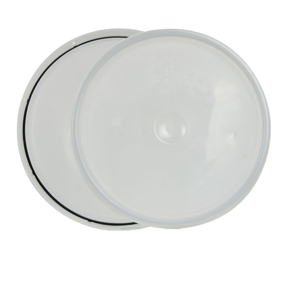 Natural 2 Gallon Lid with Tear Tab