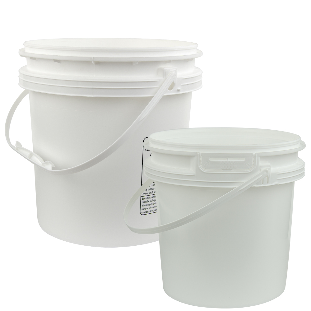 Industrial Polypropylene Buckets