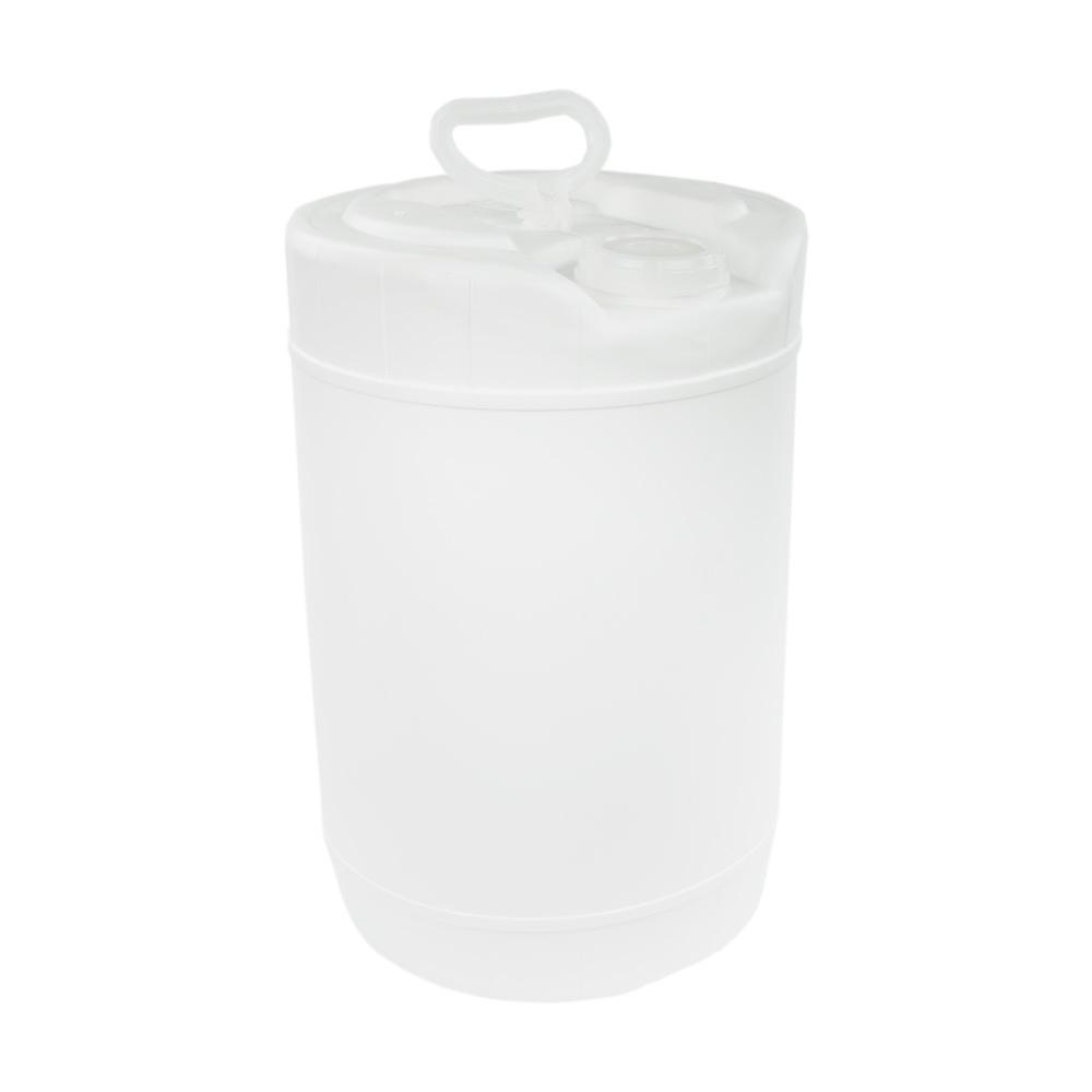 "6 Gallon White Winpak® - 18-3/4"" H x 11-1/4"" Dia"