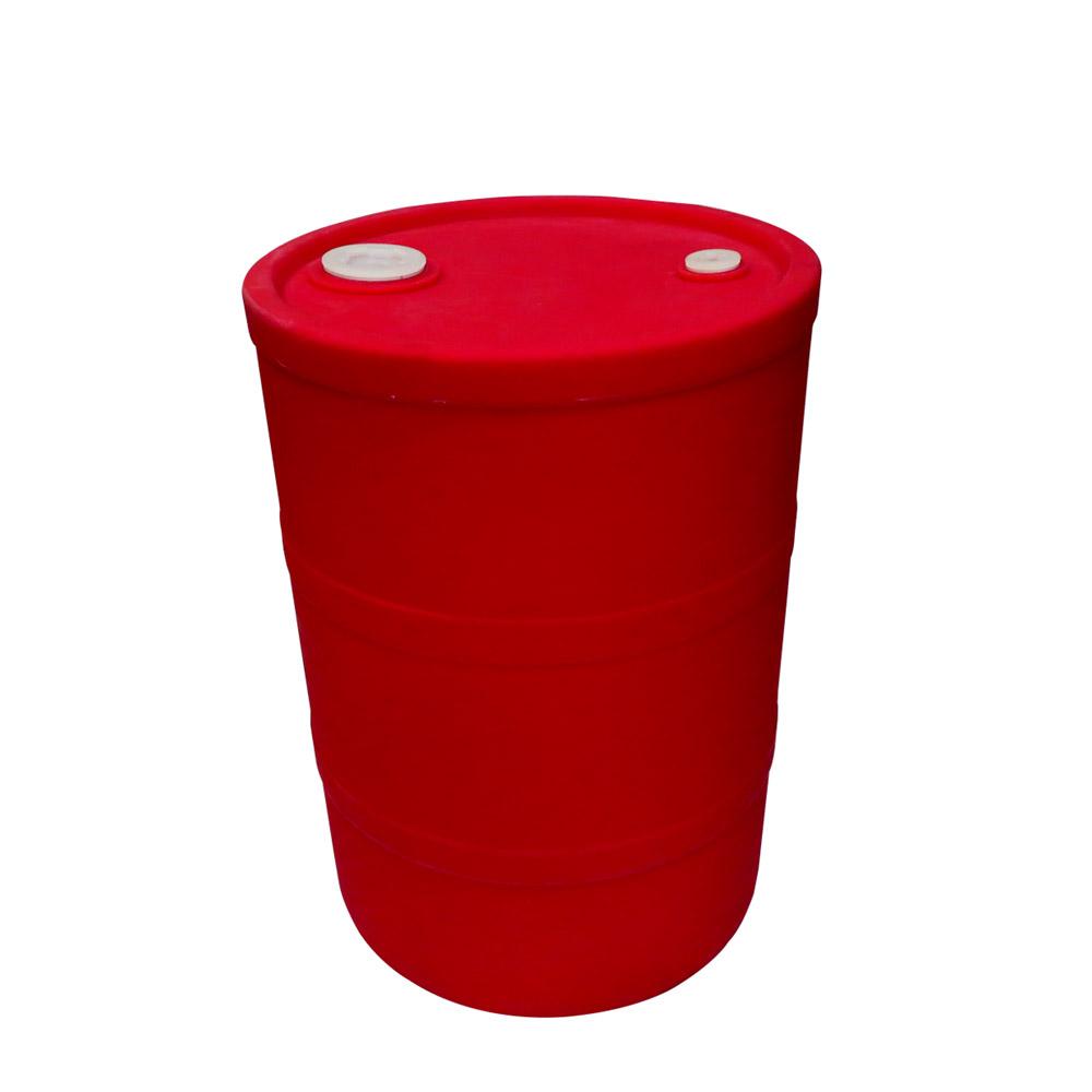 """15 Gallon Red Closed Head Drum 15.75"""" Dia x 22.5"""" Hgt."""