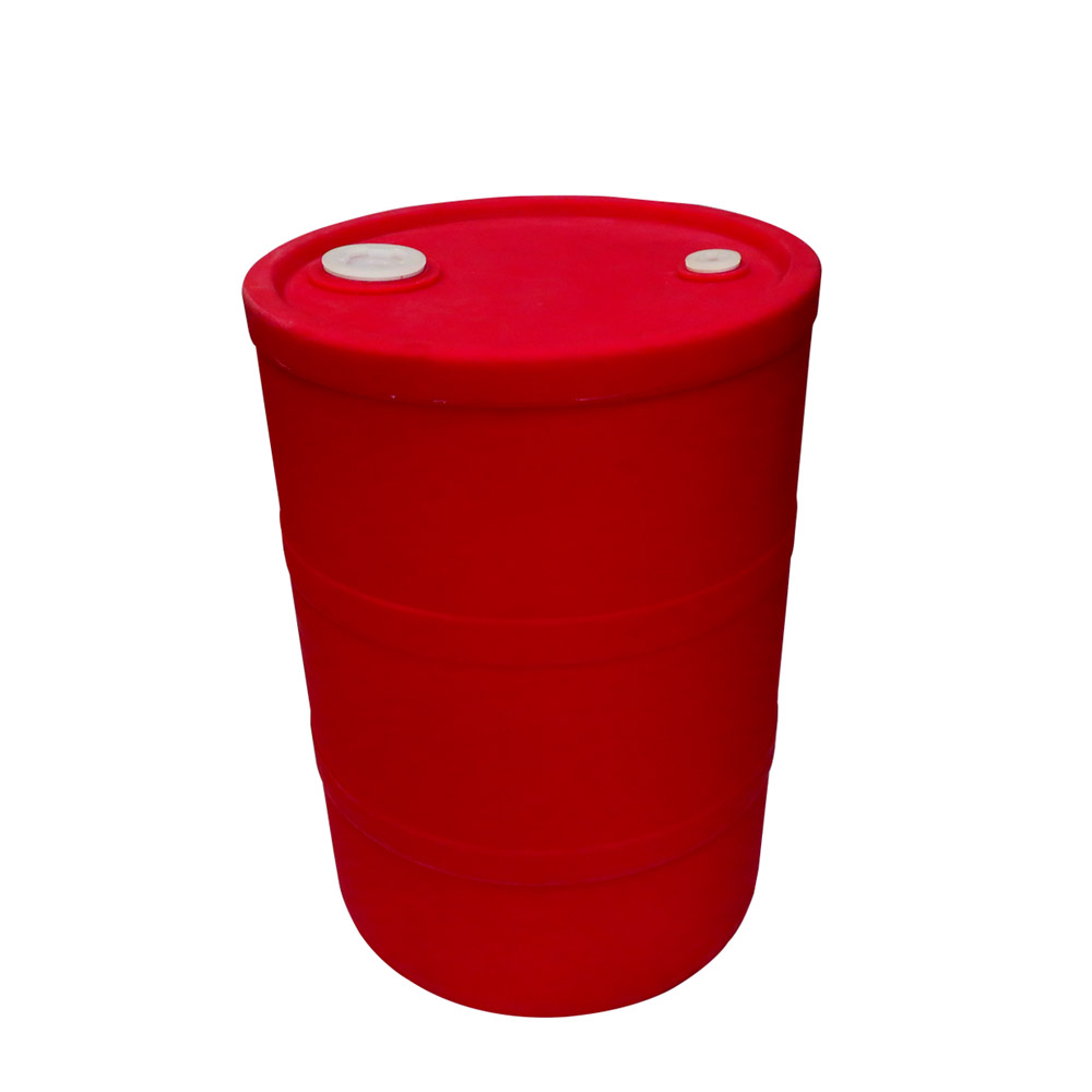 "15 Gallon Red Closed Head Drum 15.75"" Dia x 22.5"" H"