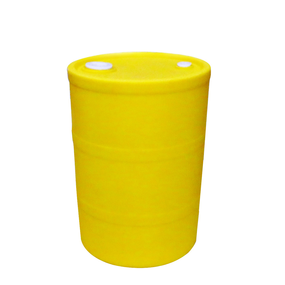 15 gallon yellow closed head drum dia x 22 5 h u s plastic corp. Black Bedroom Furniture Sets. Home Design Ideas