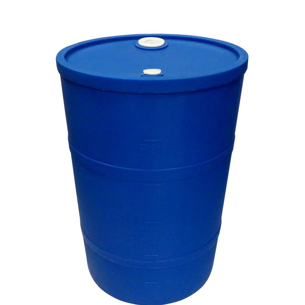 "30 Gallon Blue Closed Head Drum 18.375"" Dia. x 30.25"" H"