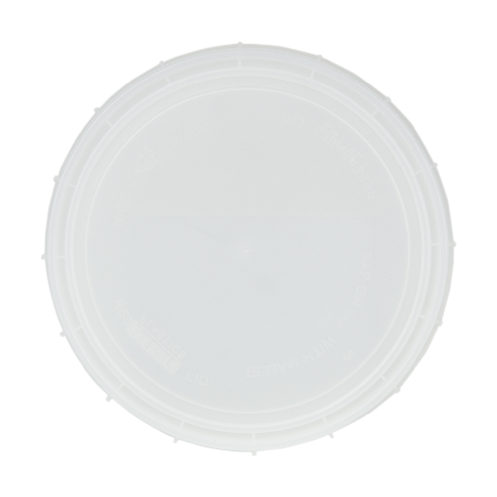 Translucent Lid for VaporLock 1 Gallon Bucket