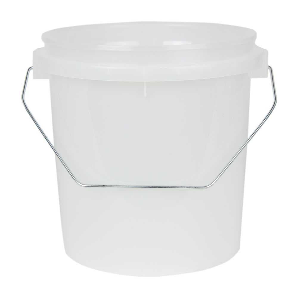 Vaporlock Translucent 1 Gallon Bucket Lid Sold Separately