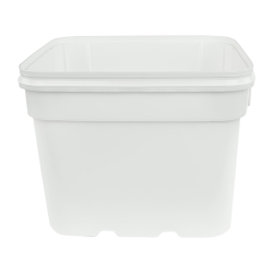 1 Gallon White EZ Stor Pail