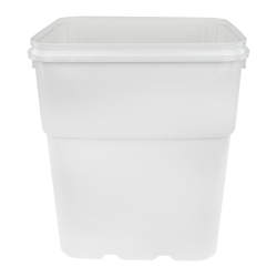 13 Gallon White EZ Stor Pail