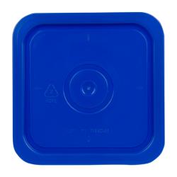Economy Blue 4 Gallon Square Lid for Bucket # 2505