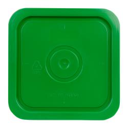Economy Green 4 Gallon Square Lid for Bucket # 2509