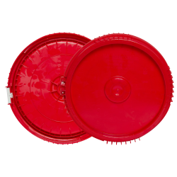 1 Gallon Lite Latch® Red Cover
