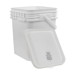 Life Latch® Square Pails