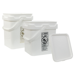 Super Kube Pails & Lids