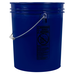 Standard Blue 5 Gallon Bucket