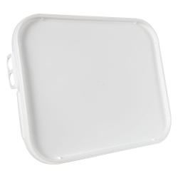 Super Kube White Lid for 9 Gallon Pails