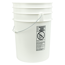 6 Gallon Buckets & Lids