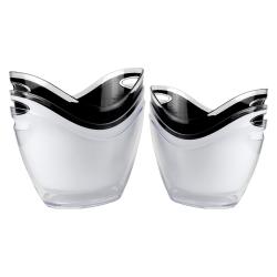 Premium Plastic Ice Buckets