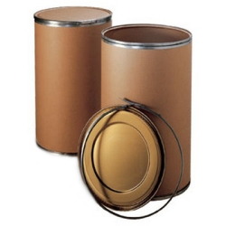 Lok-Rim® Fibre Drums with Steel Cover