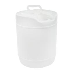 5 Gallon White Winpak® Tight Head Container