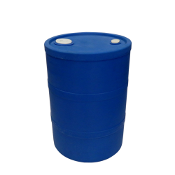 "15 Gallon Blue Closed Head Drum 15.75"" Dia x 22.5"" H"