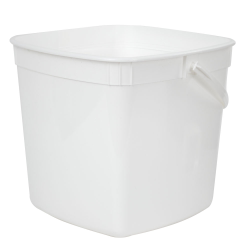 190 oz. Square Pail (Lid Sold Separately)