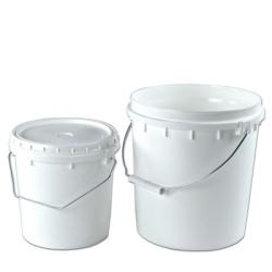 VaporLock Buckets & Lids