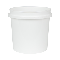 VaporLock White 1 Quart Bucket (Lid Sold Separately)