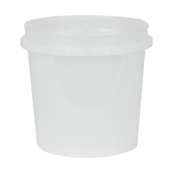 VaporLock Translucent 1 Quart Bucket (Lid Sold Separately)