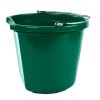 20 Quart Green Bucket