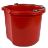 24 Quart Red Bucket