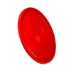 Letica® Red Peel Off Reusable Lid