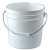 White 2 Gallon Bucket