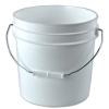 Letica® White 2 Gallon Bucket
