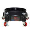 Black Grit Guard® Bucket Dolly